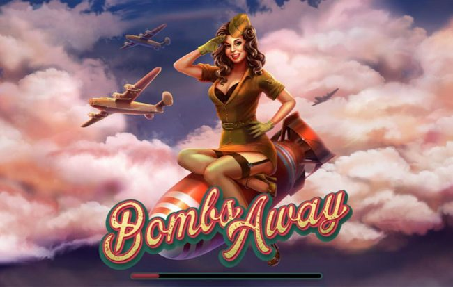 Kingbit Casino featuring the Video Slots Bombs Away with a maximum payout of $2,500,000