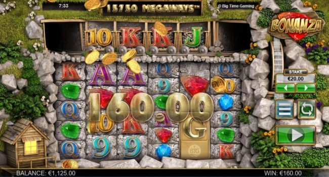 Trada featuring the Video Slots Bonanza Megaways with a maximum payout of $25,000
