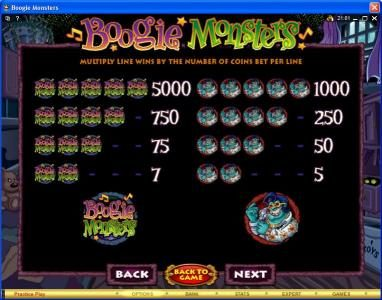 Boogie Monsters ::