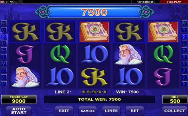 Play slots at Betchan: Betchan featuring the Video Slots Book of Fortune with a maximum payout of $25,000