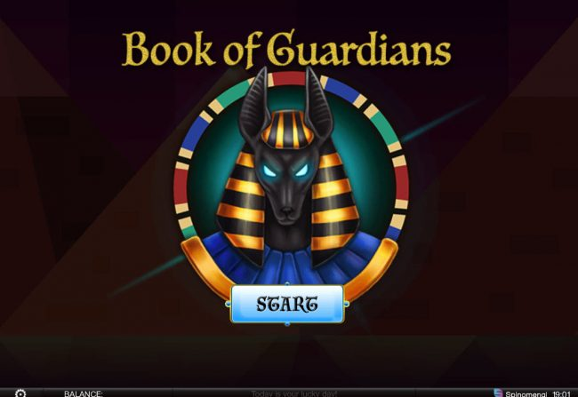 Play slots at Kingbit Casino: Kingbit Casino featuring the Video Slots Book of Guardians with a maximum payout of $100,000