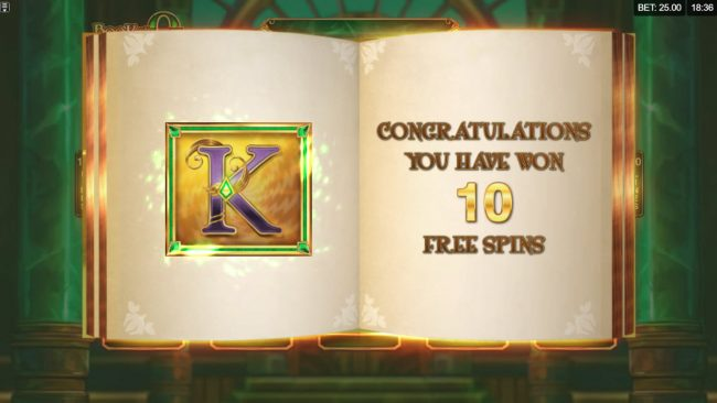 777Dragon featuring the Video Slots Book of Oz Respin Feature with a maximum payout of $25,000