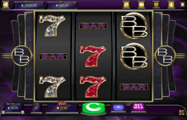 CryptoWild featuring the Video Slots Booming Bars with a maximum payout of $25,000