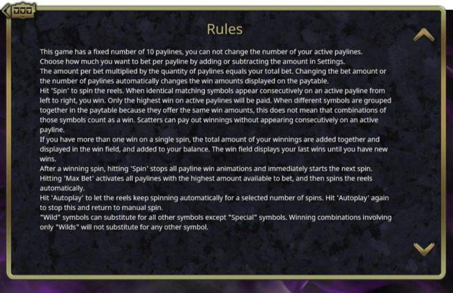 Booming Bars :: General Game Rules