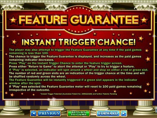 iNET Bet featuring the Video Slots Bulls and Bears with a maximum payout of $250,000