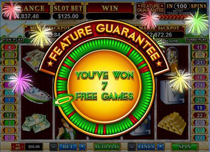 Sloto Cash featuring the Video Slots Bulls and Bears with a maximum payout of $250,000