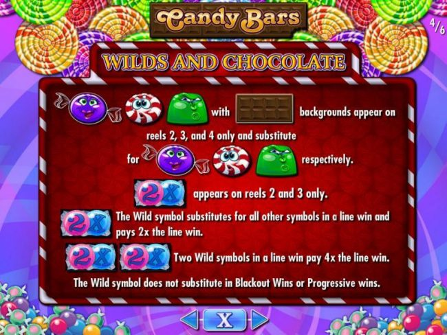 Wilds and Chocolate Game Rules