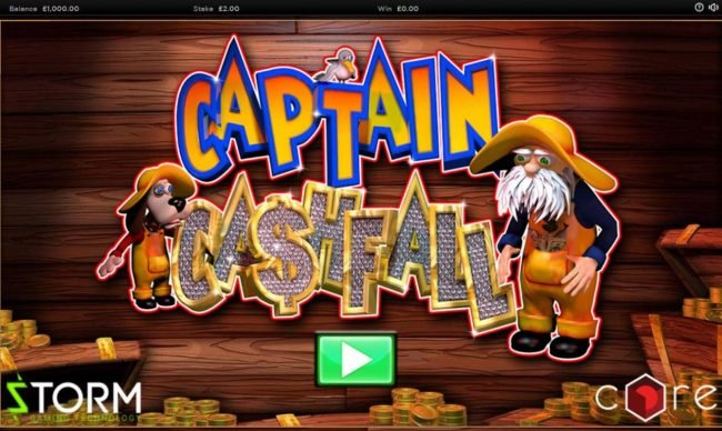 Play slots at Cheeky Riches: Cheeky Riches featuring the Video Slots Captain Cashfall with a maximum payout of $250,000