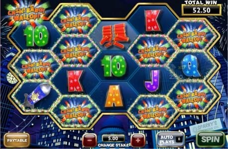 Genting featuring the Video Slots Cash! Bang! Wallop! with a maximum payout of 1,000x