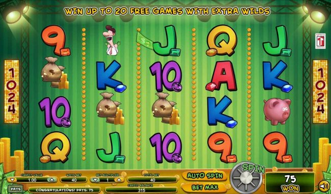 Spiele Cash Grab 2 - Video Slots Online