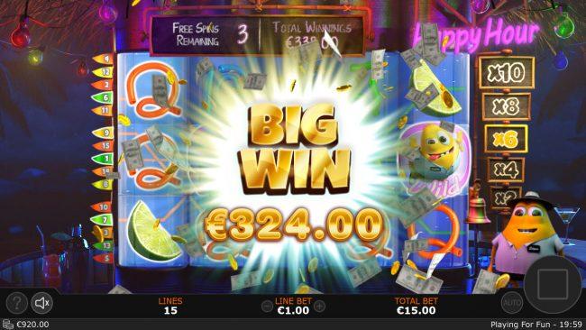 Cash Mix :: Big Win
