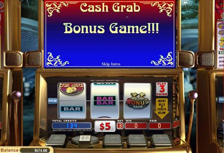 Red Stag featuring the Video Slots Cash Grab with a maximum payout of $24,000