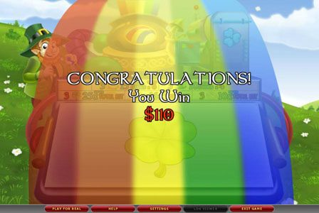 Orientxpress featuring the Video Slots Cash n' Clovers with a maximum payout of $50,000