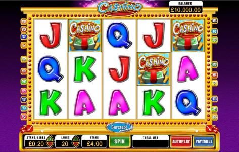 Play slots at All Irish: All Irish featuring the Video Slots Cashino with a maximum payout of $250,000