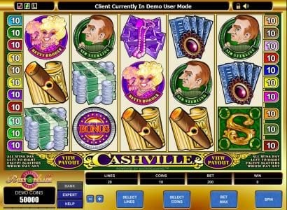 Play slots at Greenspin: Greenspin featuring the Video Slots Cashville with a maximum payout of $50,000