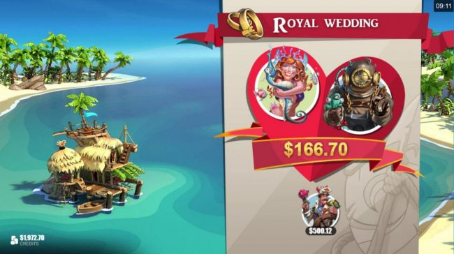Jackpot Paradise featuring the Video Slots Castle Builder II with a maximum payout of $10,000