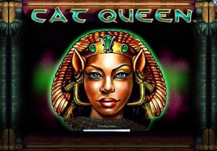 Cat Queen :: Splash screen - game loading
