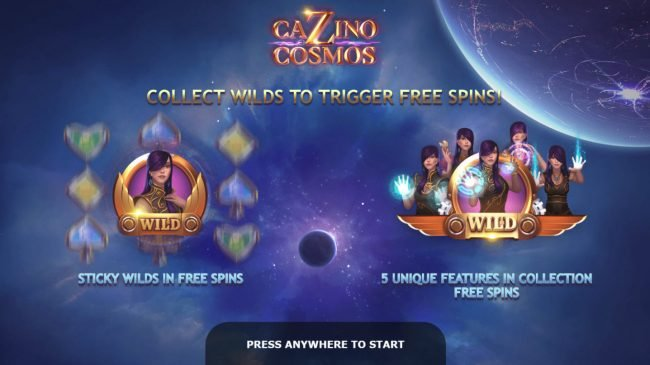 Play slots at Surf Casino: Surf Casino featuring the Video Slots Cazino Cosmos with a maximum payout of $40,000
