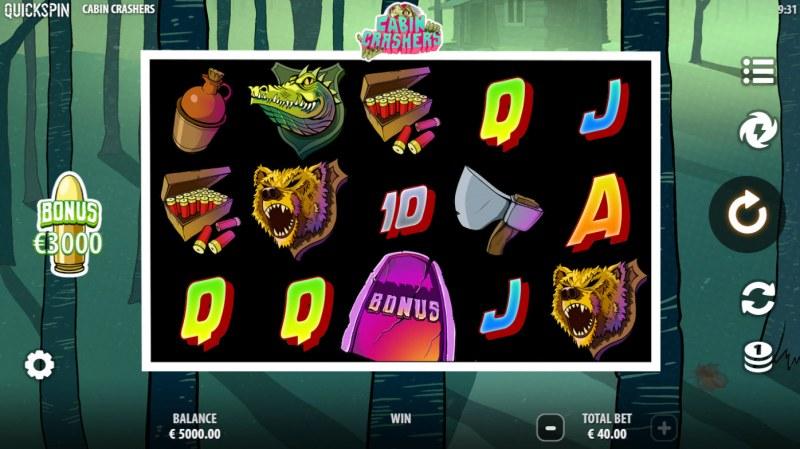 Cabin Crashers :: Base Game Screen