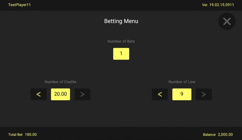 Cai Yuan Guang Jin :: Available Betting Options
