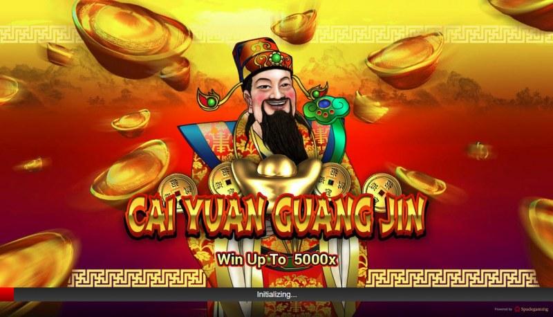 Cai Yuan Guang Jin :: Introduction