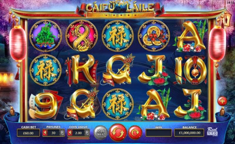 Caifu Laile :: Main Game Board