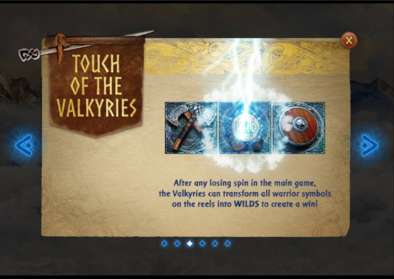 Call of the Valkyries :: Touch of the Valkyries