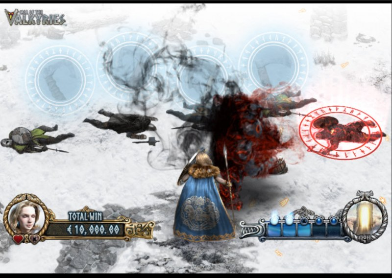 Call of the Valkyries :: Choose wrong and lose your life force