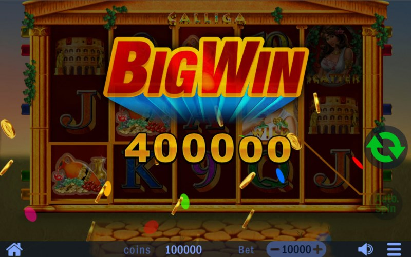 Calliga :: Big Win