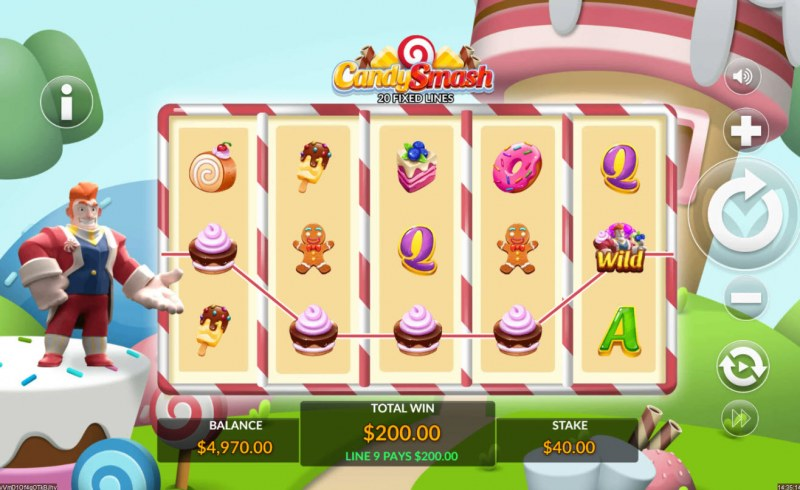 Candy Smash ::