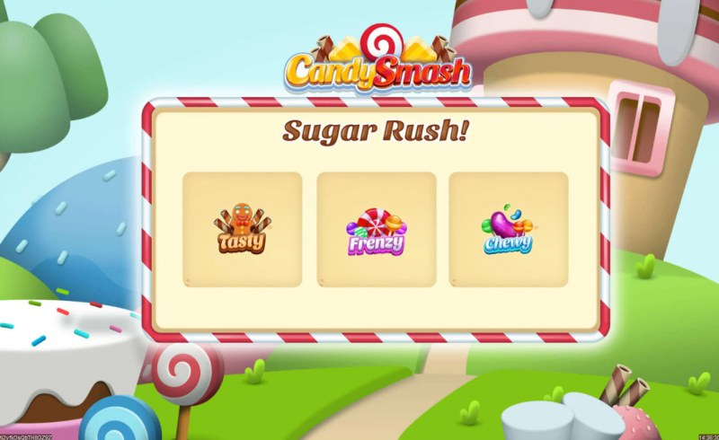 Candy Smash :: Pick a feature