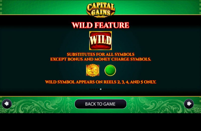 Capital Gains :: Wild Symbols Rules