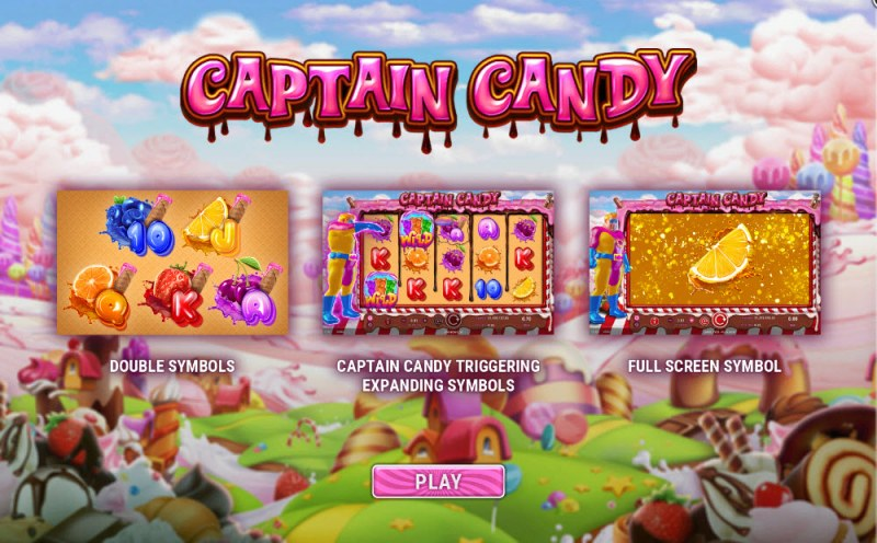 Captain Candy :: Introduction