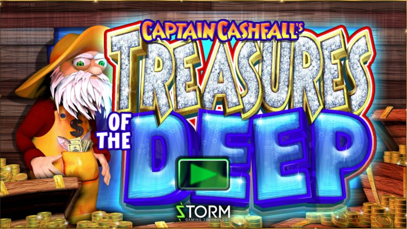 Captain Cashfall's Treasures of the Deep :: Introduction
