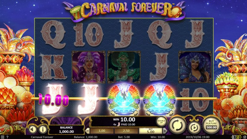 Carnival Forever :: Four of a kind