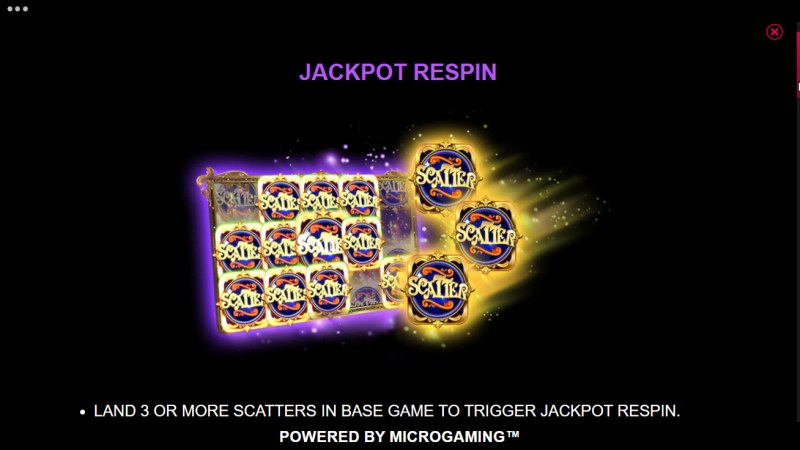 Carnival Jackpot :: Jackpot Respin
