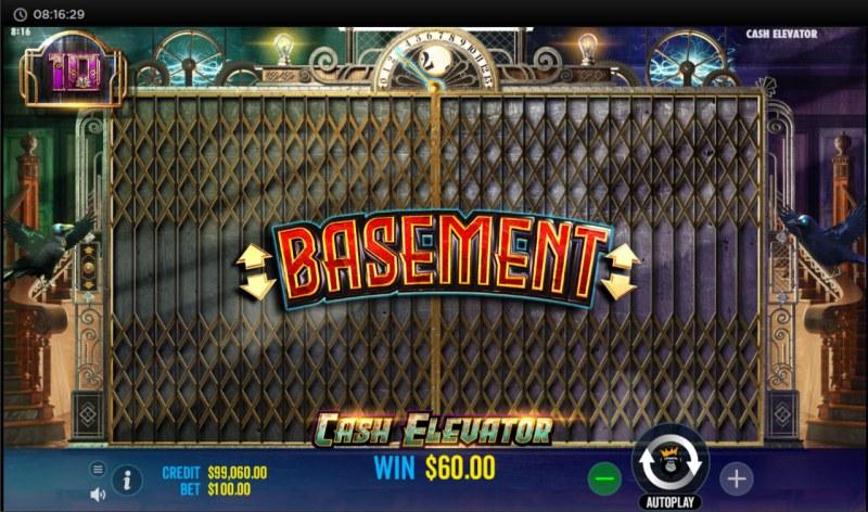 Cash Elevator :: Basement