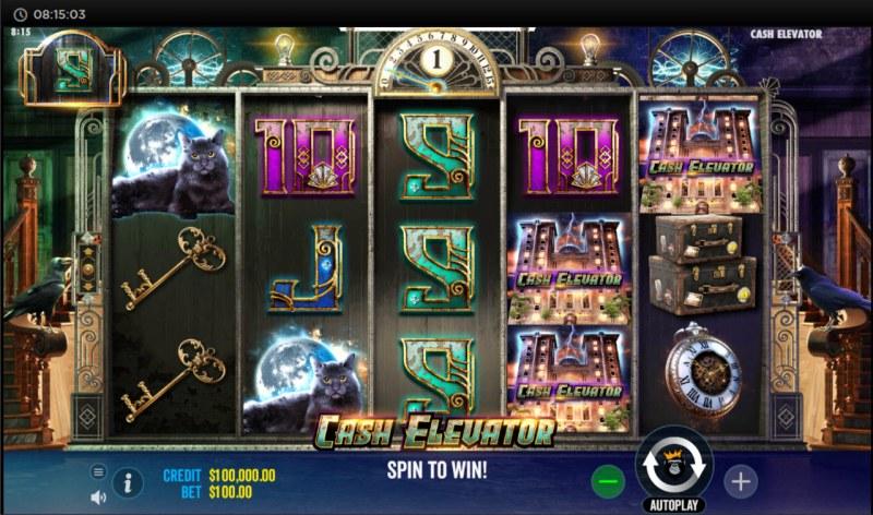Cash Elevator :: Main Game Board