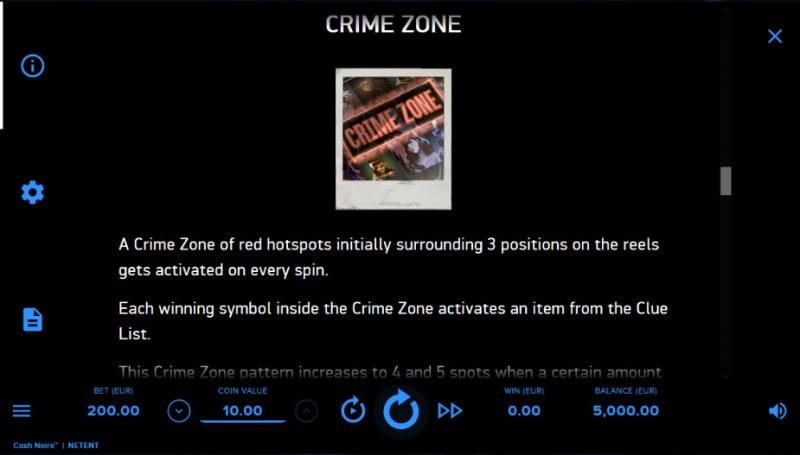 Cash Noire :: Crime Zone