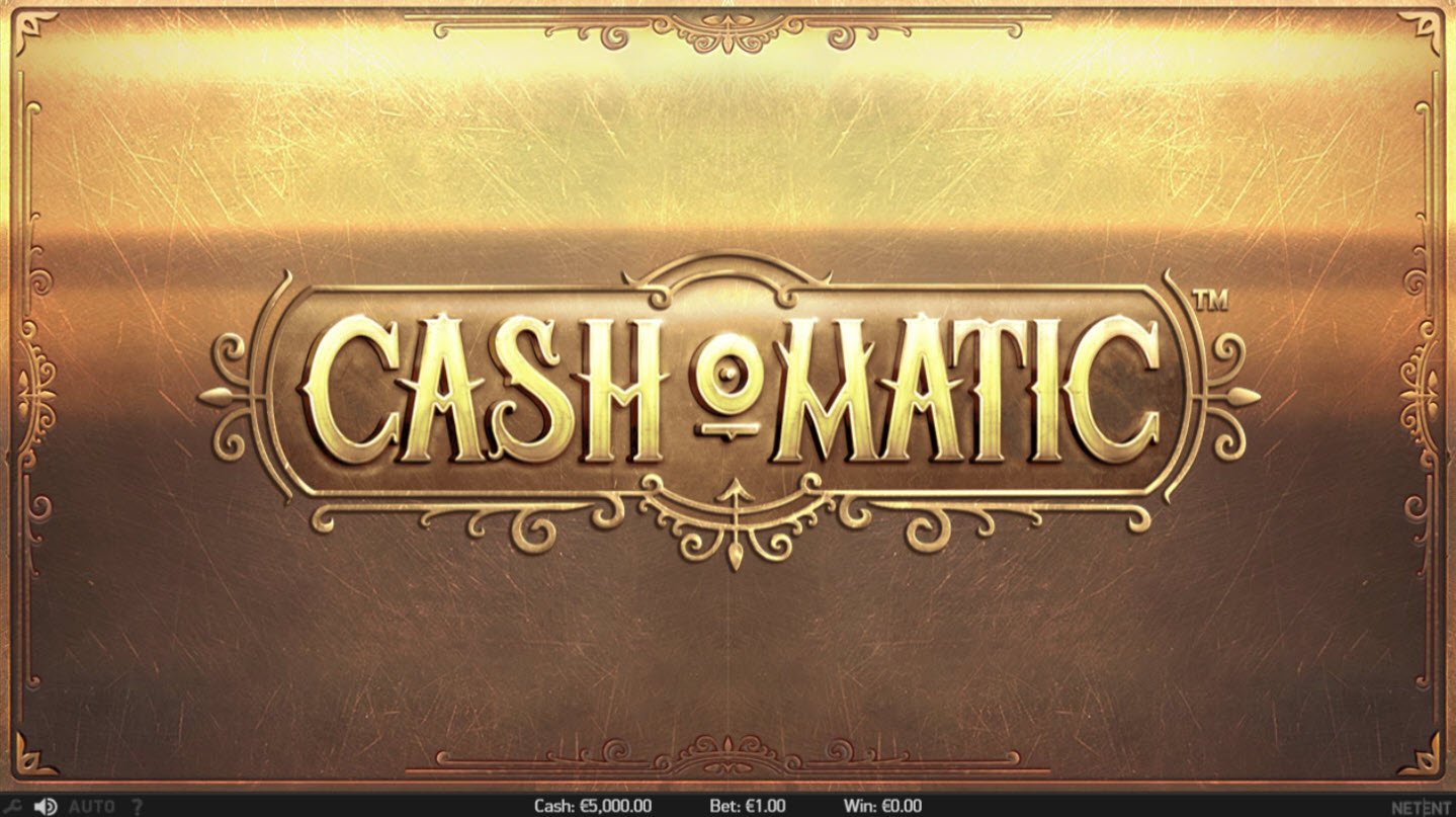 Play slots at 4 Stars: 4 Stars featuring the Video Slots Cash-O-Matic with a maximum payout of $500,000