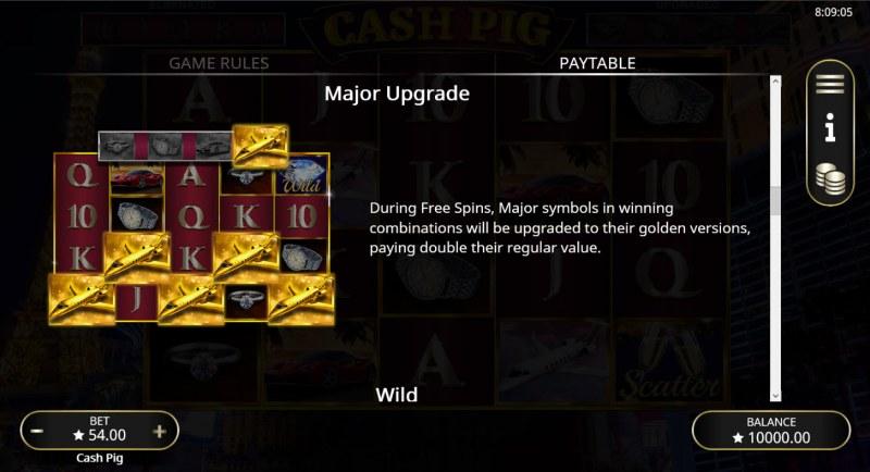 Cash Pig :: Major Upgrade
