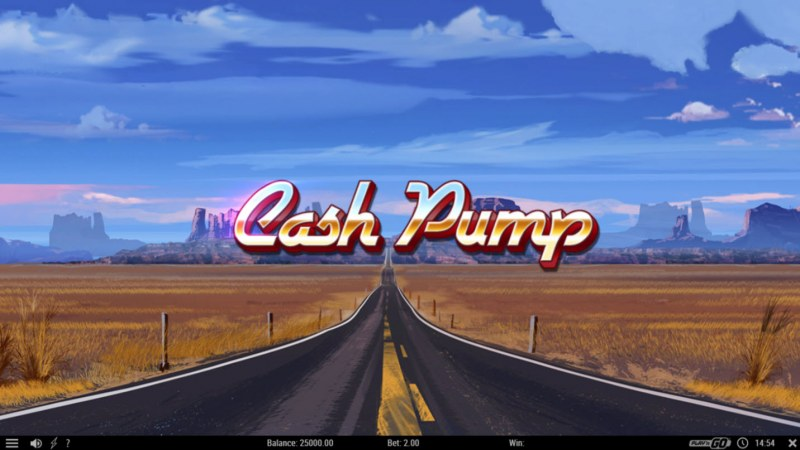 Cash Pump :: Introduction