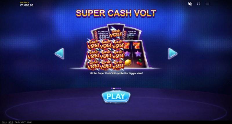 Cash Volt :: Super Cash Volt
