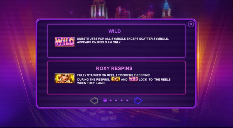 Casino Charms :: Wild Symbol Rules