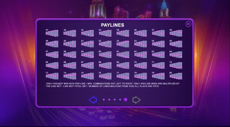 Casino Charms :: Paylines 41-80