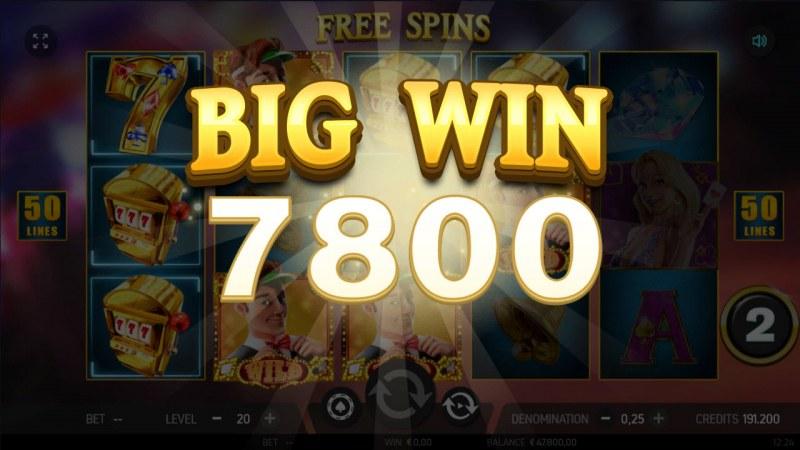 Catch the Gold :: Big Win