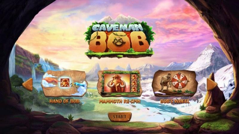 Caveman Bob :: Introduction