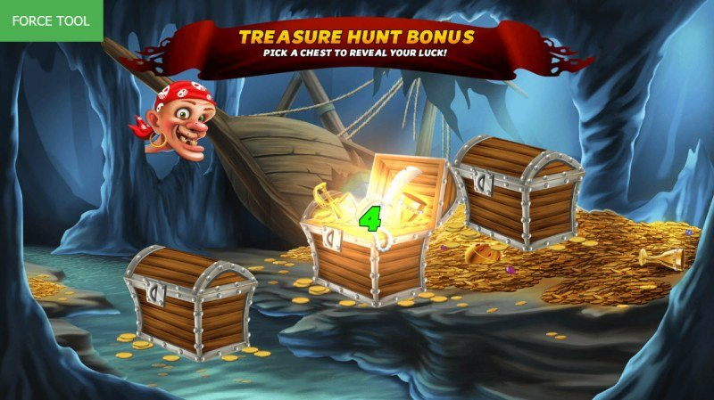 Caves & Treasures :: Pick a chest to reveal your luck