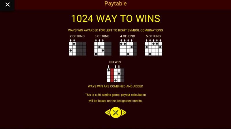 Chai Shen 888 :: 1024 Ways to Win