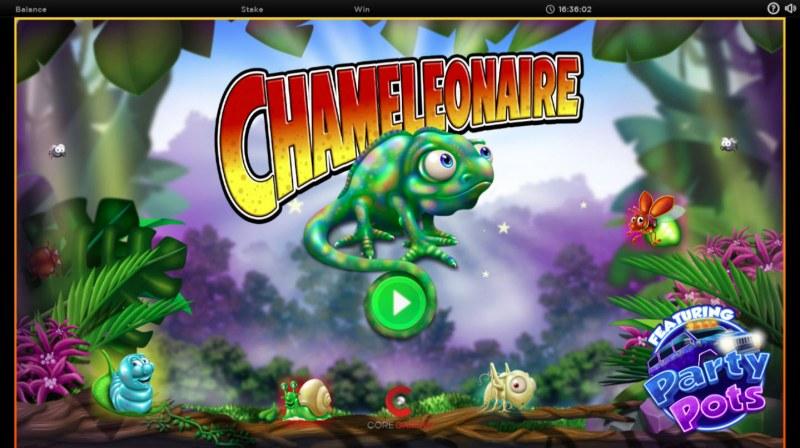 Chameleonaire :: Introduction